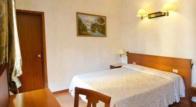 레퍼블리카 호텔 롬 - 로마 - 침실
