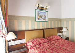 Hotel Repubblica - 로마 - 침실