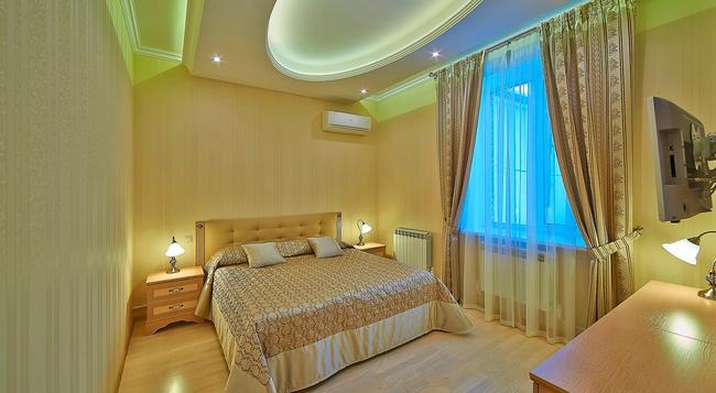 Park-Hotel Sheremetevsky - 모스크바 - 침실