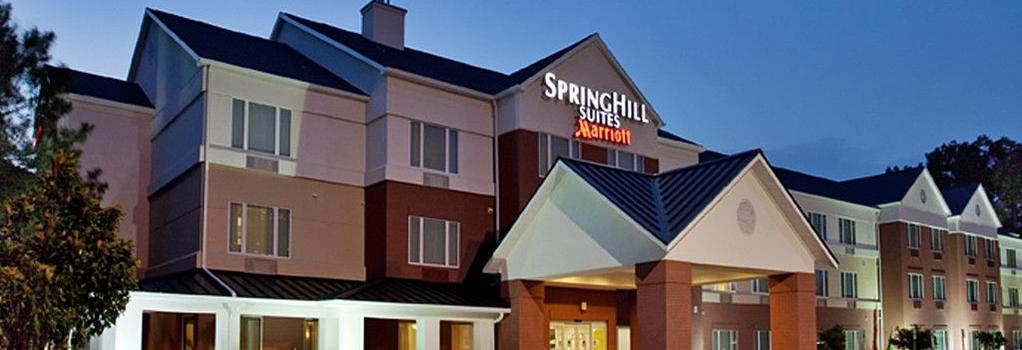 SpringHill Suites by Marriott Houston Brookhollow - 휴스턴 - 건물