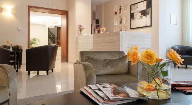 호텔 누보 - 나폴리 - 로비
