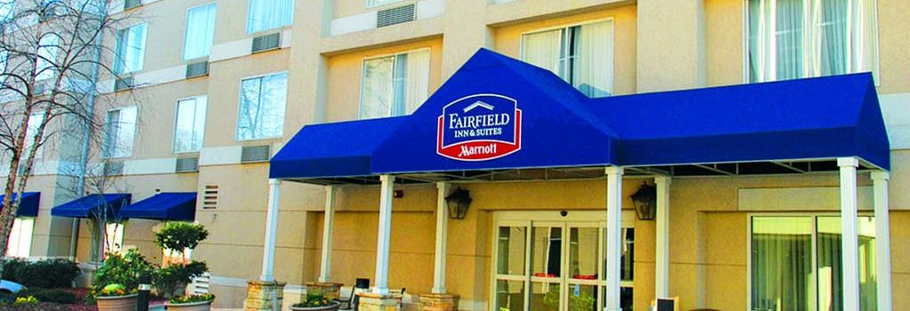 Fairfield Inn and Suites by Marriott Atlanta Buckhead - 애틀랜타 - 건물