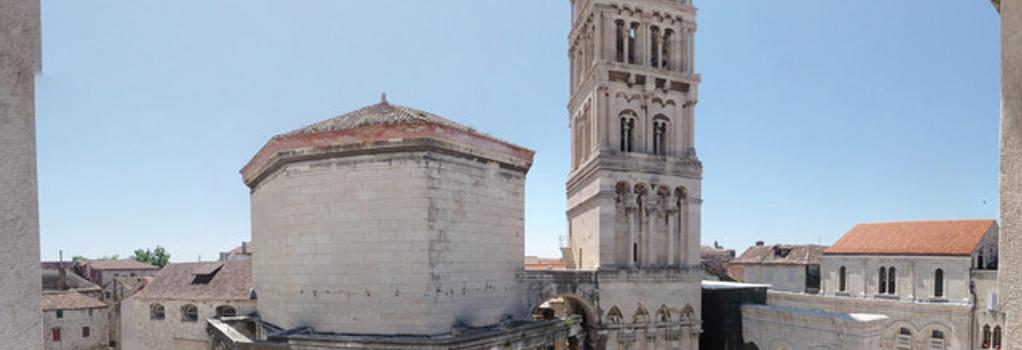 Diocletian's Rooms - 스플리트 - 야외뷰