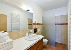 아호텔 호텔 엘주블자나 - 류블랴나 - 욕실