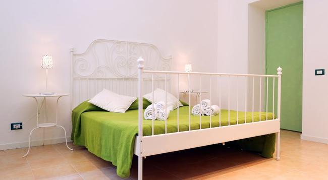 카사 지아다 - 로마 - 침실