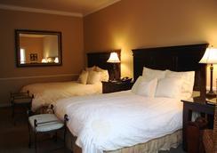 Hotel La Rose - 산타로사 - 침실