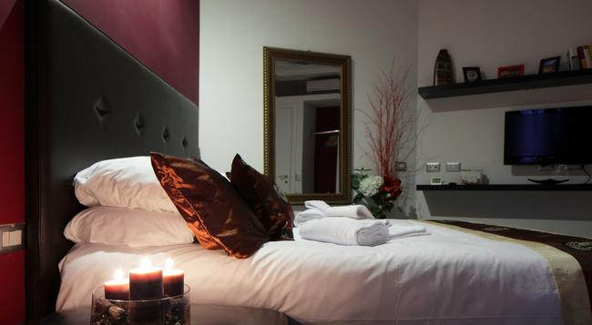 비&비 홈 77 - 로마 - 침실