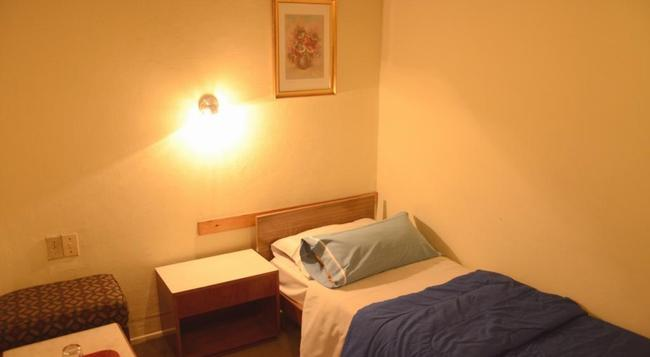 Hotel Casablanca - 몬테비데오 - 침실