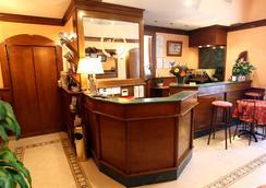 호텔 발틱 - 로마 - 레스토랑