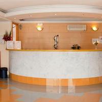 호텔 마리티모 스포츠 & 릴렉스 Reception