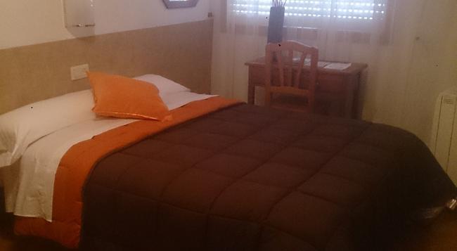 Pensión Santa Clara - 라코루냐 - 침실