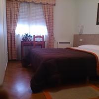 Pensión Santa Clara Guestroom