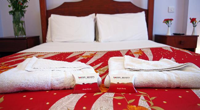 이슬링턴 인 호텔 - 런던 - 침실