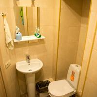 랜드마크 호스텔 아르바트 Bathroom