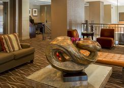 이그제큐티브 호텔 퍼시픽 - 시애틀 - 로비