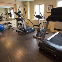 이그제큐티브 호텔 퍼시픽 Fitness Facility
