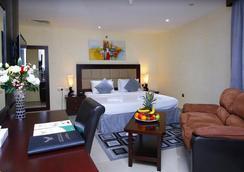 로얄 팔콘 호텔 - 두바이 - 침실