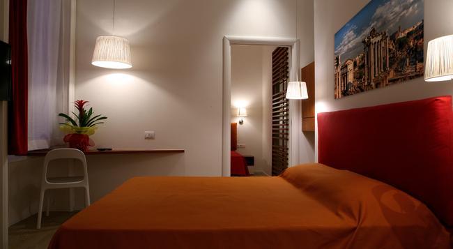 와이 낫 로마 비앤비 - 로마 - 침실