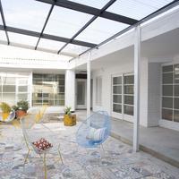 레푸블리카 호스텔 보고타 Terrace/Patio