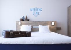 호텔 세인트 마텐스레인 마스트리흐트 - 마스트리흐트 - 침실