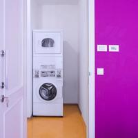 호스텔 트레소르 Laundry Room