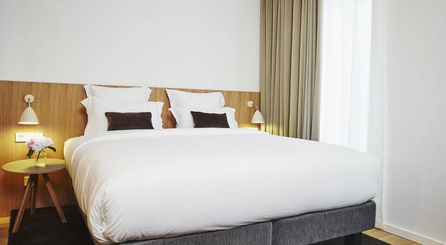 9호텔 레퓌블리크 - 파리 - 침실