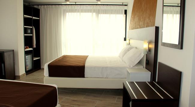 호텔 룩소르 플로렌스 - 피렌체 - 침실