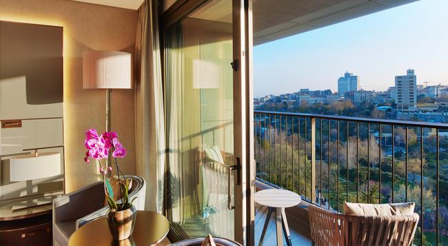 The St. Regis Istanbul - 이스탄불 - 침실