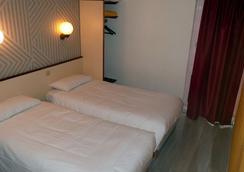 호텔 크로커스 캉 메모리얼 - 캉 - 침실