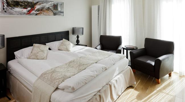 시티 센터 호텔 - 레이캬비크 - 침실