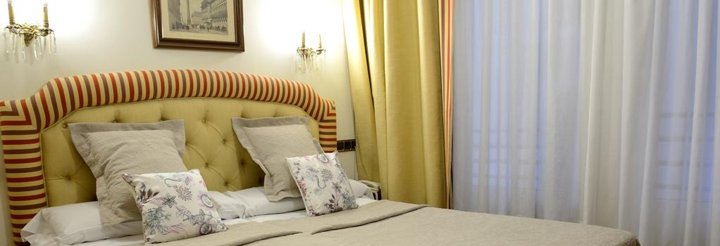 Hostal Arriazu - 팜플로나 - 침실
