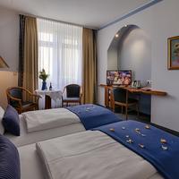 호텔 스메타나 Living Area