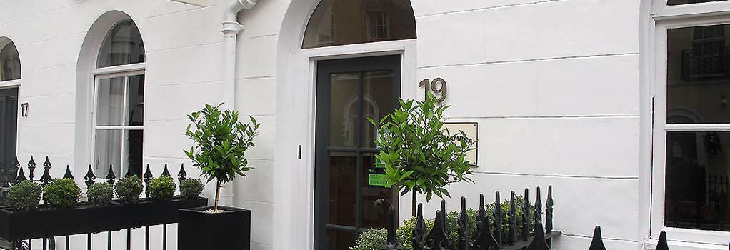 퀸즈 웨이 호텔 - 런던 - 건물