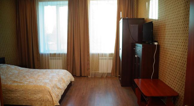 Guest House Karacharovo - 모스크바 - 침실