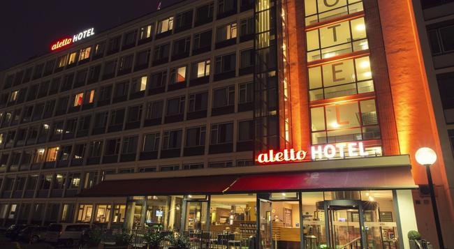 알레토 호텔 쿠담 - 베를린 - 건물