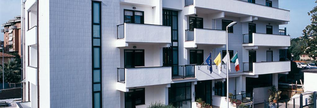 호텔 시스토 V - 로마 - 건물