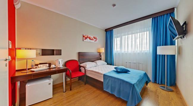 호텔 세바스토폴 모던 - 모스크바 - 침실