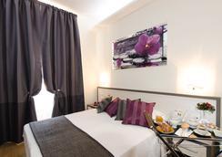 젬메 디 로마 어코모데이션 - 로마 - 침실