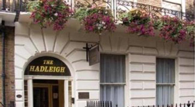하들라이 호텔 - 런던 - 건물