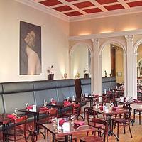아테 루이 쿤스토텔 호텔 Restaurant