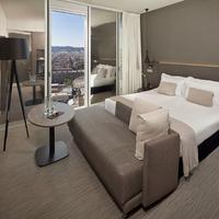 더 레벨 앳 메리아 바르셀로나 스카이 호텔 The Level Room City View