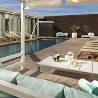 더 레벨 앳 메리아 바르셀로나 스카이 호텔 Bali Bed Experience