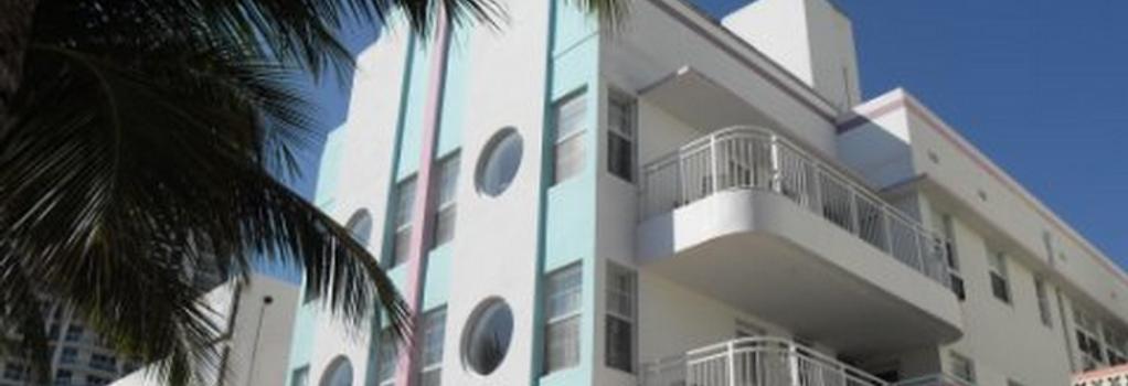 오션 서프 호텔 - 마이애미비치 - 건물