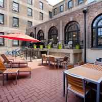 Chicago Getaway Hostel Terrace/Patio