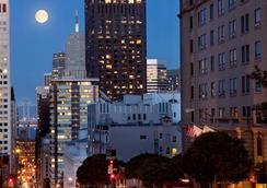스탠포드 코트 샌프란시스코 - 샌프란시스코 - 야외뷰