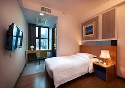 호텔 트랜짓 KL - 쿠알라룸푸르 - 침실