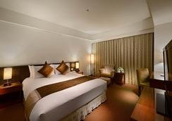 Gala Hotel - 타이베이 - 침실