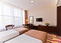 Park Hotel - 크라스노다르 - 침실