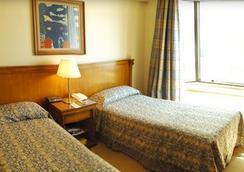 Imperial Park Hotel - 부에노스아이레스 - 침실