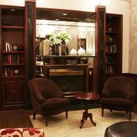 아발론 호텔 Library